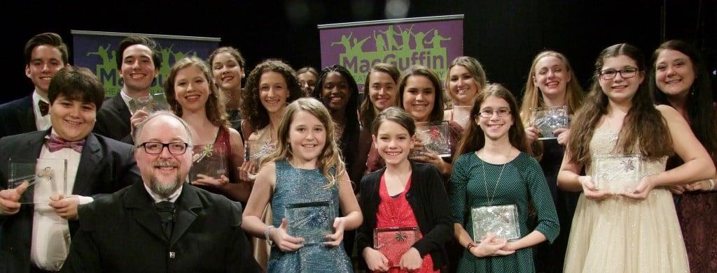 Shakes Award winners 2016