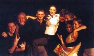 bible cast 2001